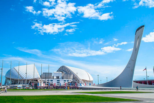 Афиша Олимпийского парка Сочи 2019
