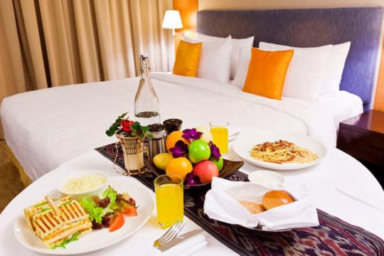 Сервис отеля «ADLER HOTEL SPA»